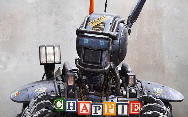 chappie movie review, chappie, movie